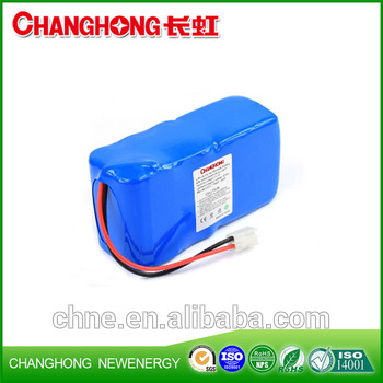 ChangHong High Quality and High Drain Rechargeable 12v 8800mah Lithium Battery​