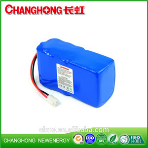 ChangHong High Quality and High Drain Rechargeable 12v 8800mah Lithium Battery