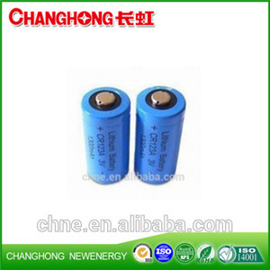 CR123A Lithium Battery 1500 Mah 3V Li Ion The Battery
