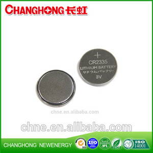 Changhong New Original CR2335 3v 330Mah Lithium Battery