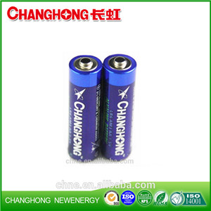 Super Power Alkaline Changhong Battery LR6 1.5v AA SGS Toshiba